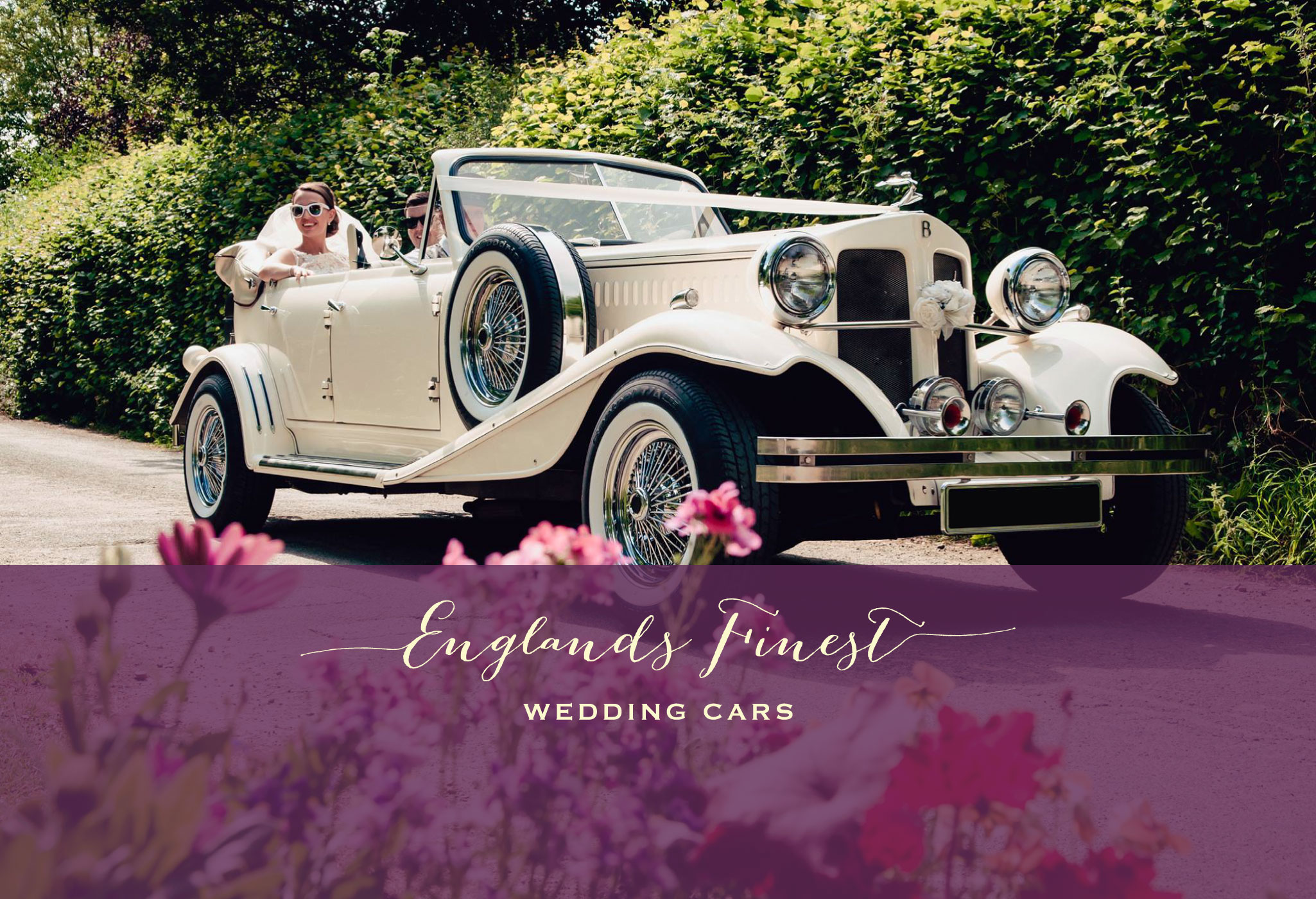 Home - Englands Finest Wedding Cars
