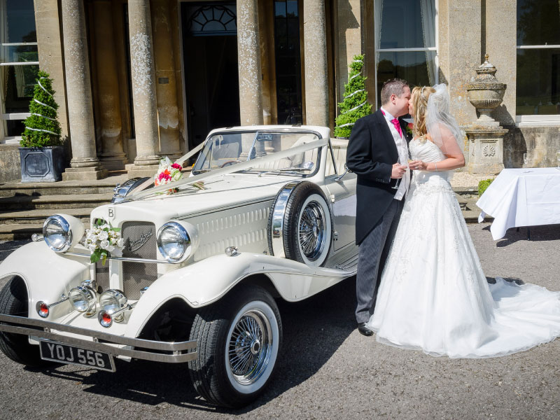 Ivory-vintage-convertible-wedding-car-Bristol