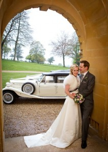Coombe Lodge in Blagdon 2 cars