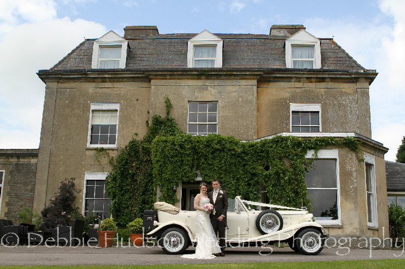 The Mercure Grange Hotel wedding