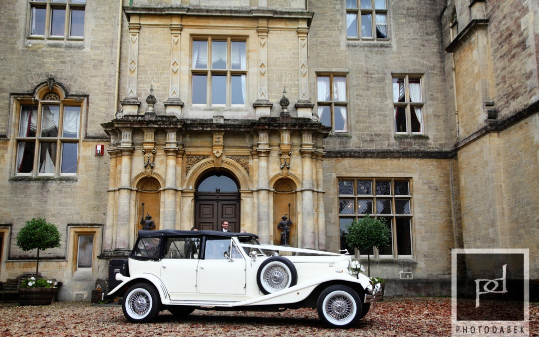 Orchardleigh Wedding