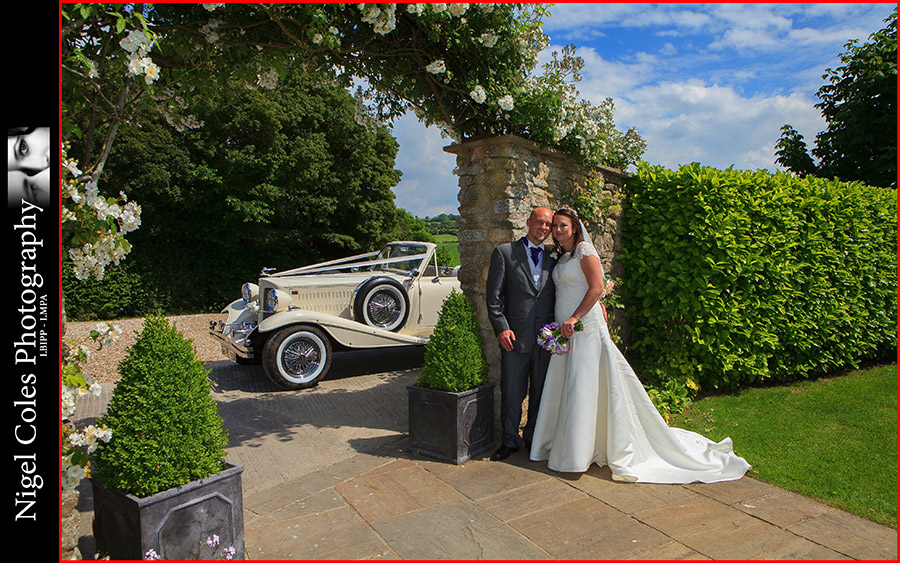Priston Mill wedding – The Tythe Barn