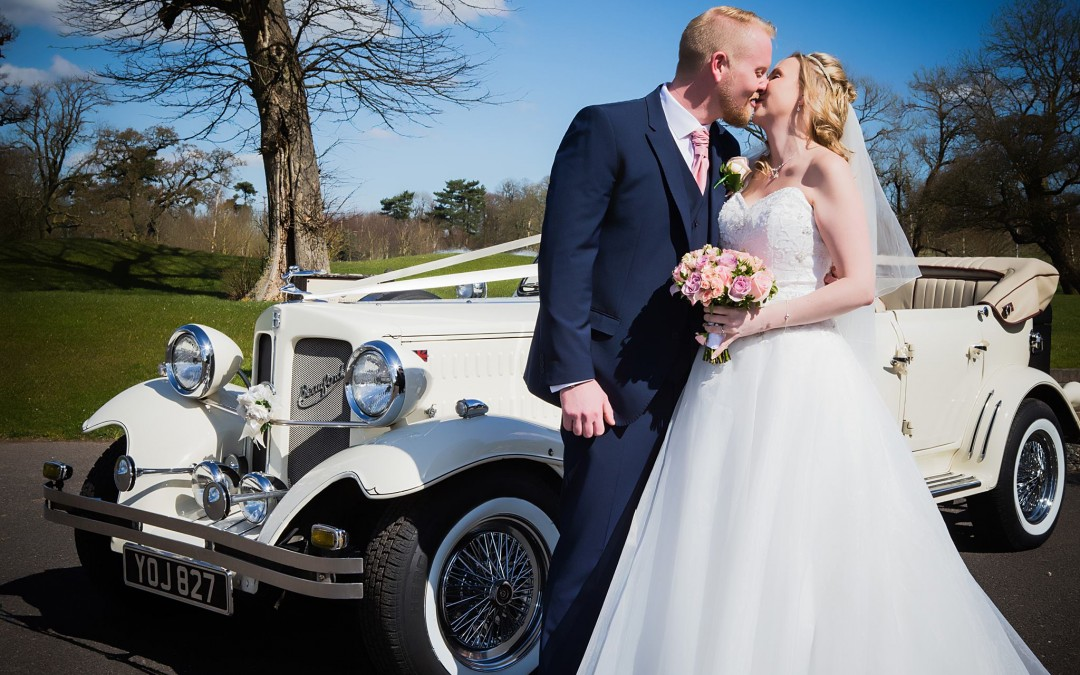 Spring Wedding at Bristol Golf Club