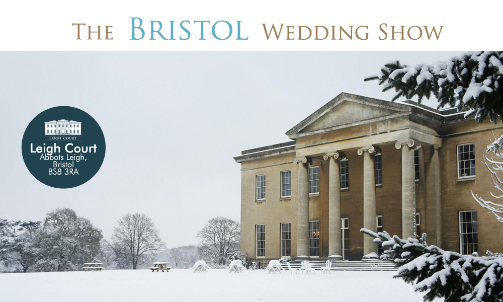 Meet & view the car – New Year Wedding Fayre at Leigh Court THIS SUNDAY!