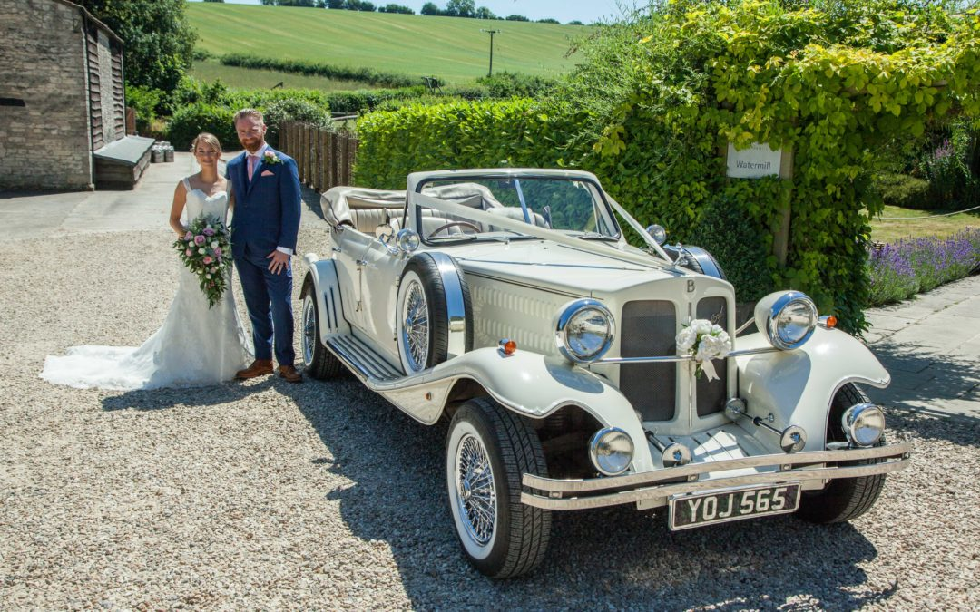 Beautiful Summer Wedding at The Water Mill, Priston Mill