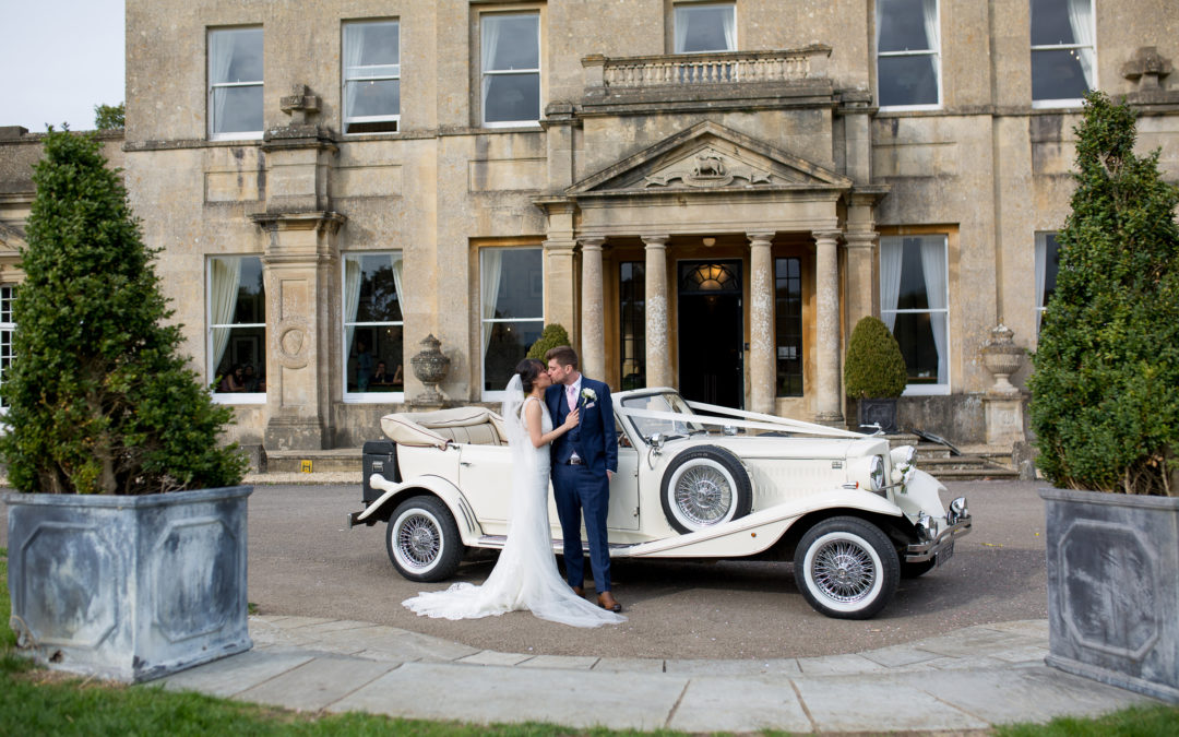 Wedding at Tracy Park in Wick