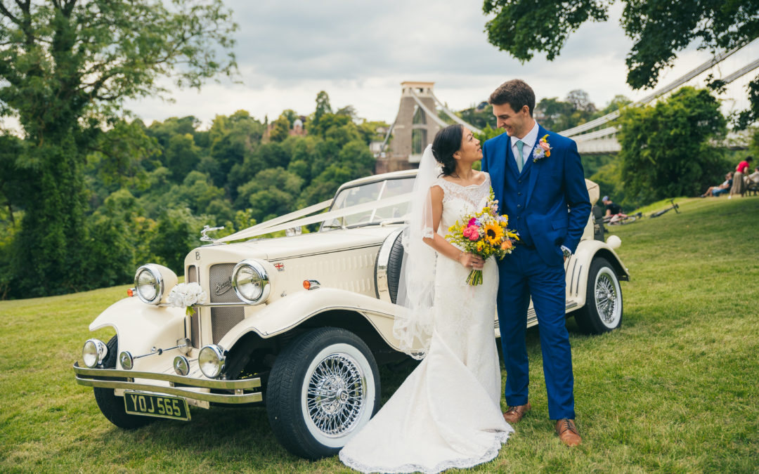 Wedding at Tortworth Court on Saturday 6 July 2019